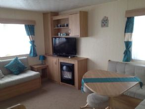 Private static caravan rental image from Combe Haven Holiday Park, St. Leonards-on-Sea, Sussex