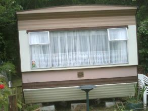 Private static caravan rental image from Pendine Sands Holiday Park, Tenby, Pembrokeshire