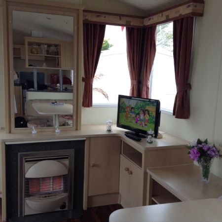 Private static caravan rental image from Seawick Holiday Park, Clacton-on-Sea, Essex