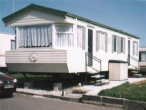 Private static caravan rental image from Newton Hall Caravan Park, Blackpool, Lancashire